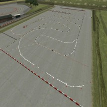 AU1 Drift 2 Layout