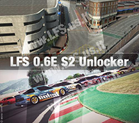 Live For Speed 0.6E S2 Unlocker