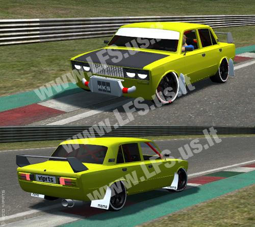 XR - Lada 2106 Rally Tuning