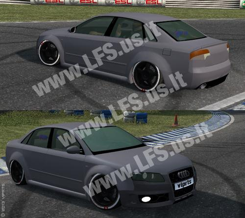 RB - Audi RS4 Stock