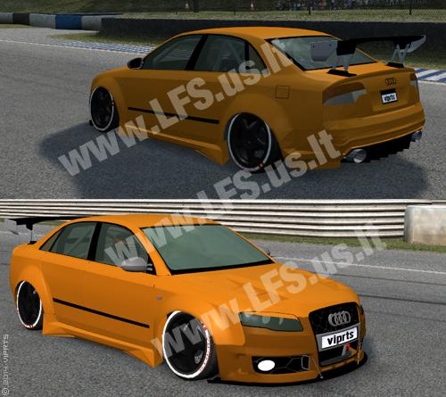 RB - AUDI RS4 Tuning