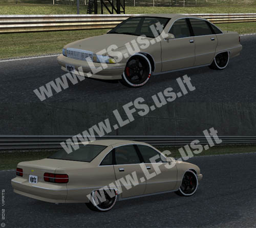 XR - Chevrolet Caprice 1991 Drift Arab