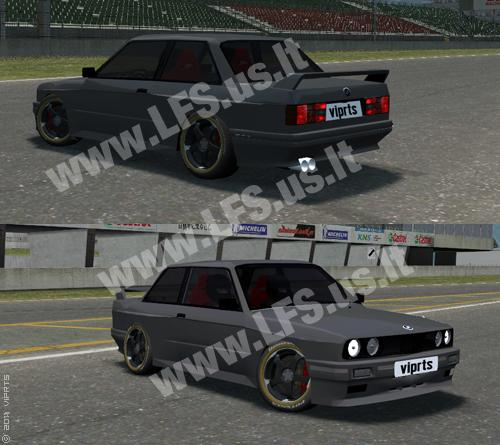 XR - BMW E30 M3 Stock