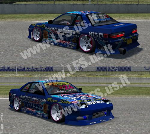 XR - Nissan PS13 Onevia