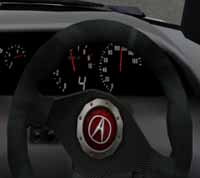 Acura Steering Wheel